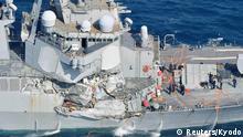 US Navy Zerstörer