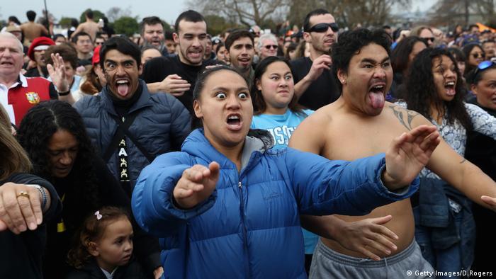 Haka Weltrekord Neuseeland