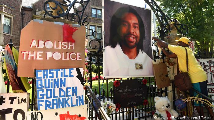 Philando Castile USA (picture alliance/AP Images/S.Takushi)