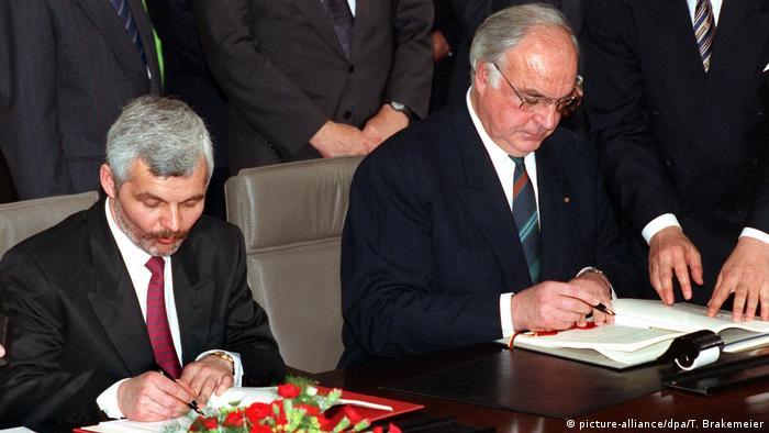 Deutsch-polnischer Nachbarschaftsvertrag