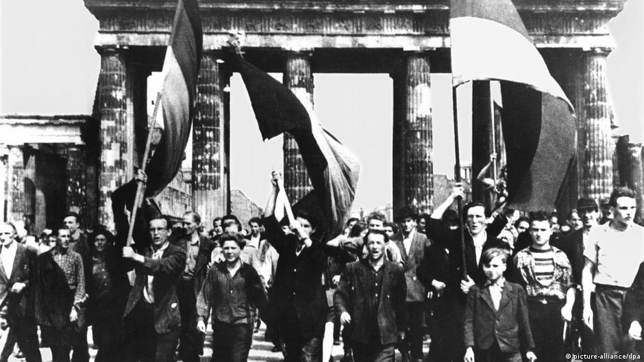 Berlin Commemorates 1953 Uprising In East Germany