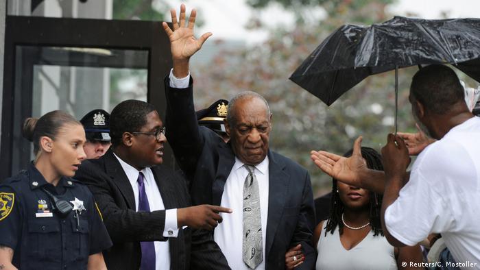 Pennsylvania Bill Cosby Prozess (Reuters/C. Mostoller)