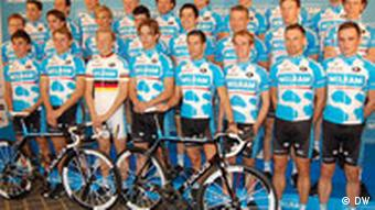 The new Milram team will be highly scrutinized after several doping cases c543e3ea2