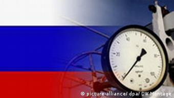Gasstreit Russland Symbolbild