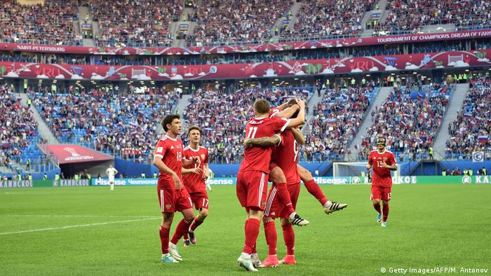 Fußball FIFA Confederations Cup Russland - Neuseeland
