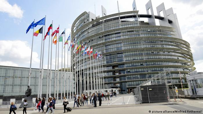 Будівля Європарламемнту в Страсбургу стоїть порожньою 300 днів на рік