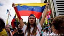 Venezuela Caracas Anti Maduro Protest