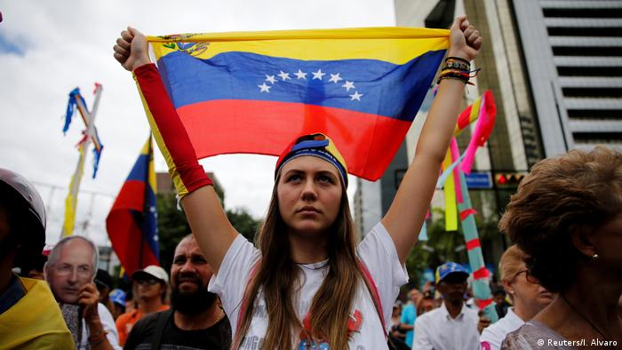 Venezuela Caracas Anti Maduro Protest (Reuters/I. Alvaro)