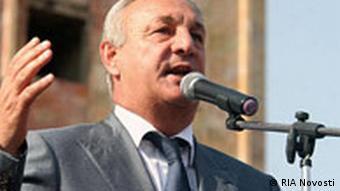 President Sergei Bagapsh