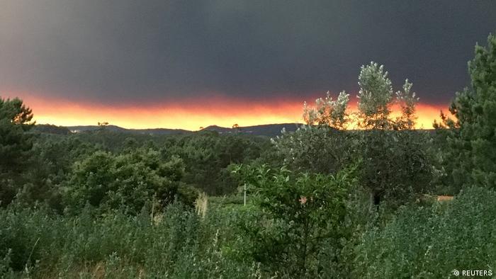 Portugal Waldbrand (REUTERS)