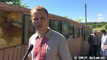 Schriftsteller aus Weißrussland Dmytry Daschkewitsch
