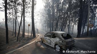 Σκηνικό τραγωδίας που δεν έχει ξαναγίνει στην Πορτογαλία