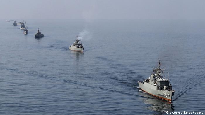 تصویر از آرشیف: نیروی دریایی ایران