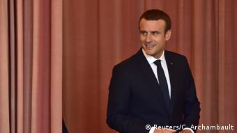 Ο Γάλλος πρόεδρος Εμμανουέλ Μακρόν