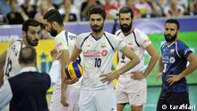 Volleyball Iran Polen