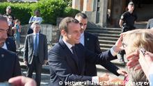 Frankreich Parlamentswahlen 2. Runde Macron