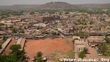 Mali - Blick über Bamako in Mali