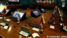 Mexiko Cancun OAS Versammlung