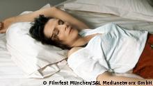 Filmstill aus dem Eröffnungsfilm Un beau soleil interrieur mit Juliette Binoche von Claire Denis