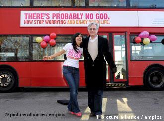Bus in Engeland