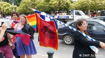 Griechenland Thessaloniki Gay Pride Parade