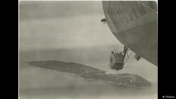 LZ 127 Граф Цеппелин, 1929 год