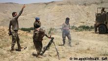 Afghanistan Tora Bora Soldaten