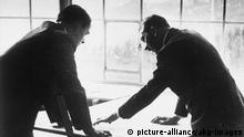 Hitler mit Albert Speer - 1938.