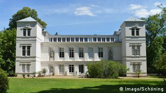 Berlin - Schloss Tegel in Reinickendorf (Imago/Schöning)