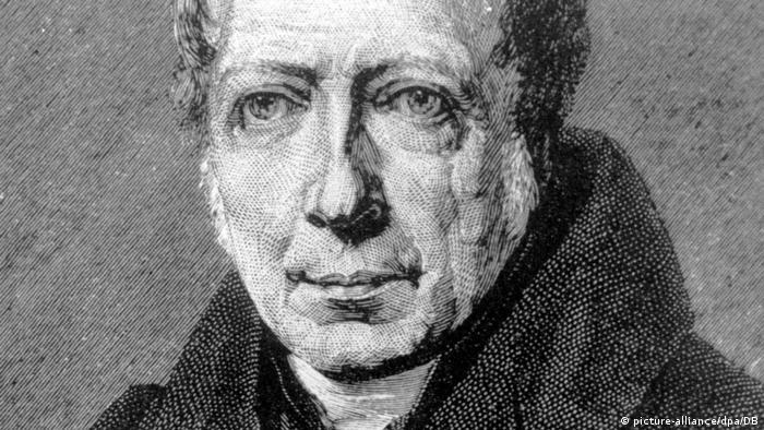 Wilhelm Freiherr von Humboldt (picture-alliance/dpa/DB)