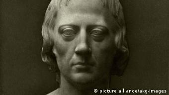 Wilhelm von Humboldt by Thorwaldsen - -