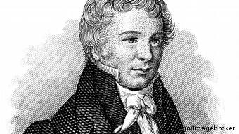 A young Wilhelm von Humboldt