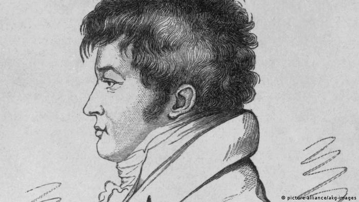Wilhelm von Humboldt por Eduard Stroehling
