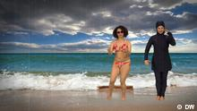 Web-video Bikini oder Burkini (DW)