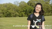 USA Illinois - Yingying Zhang Vermisst