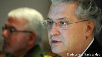 Bavarian interior minister Joachim Herrmann