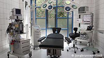 Операционная университетской клиники Бонна