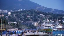 Krim Jalta - Hafen