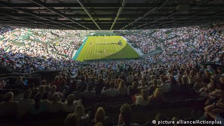 Tennis Wimbledon - The All England Lawn Tennis Club (picture alliance/Actionplus)