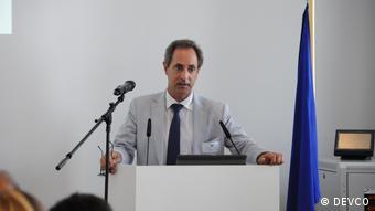 Miguel Neves dos Santos, asistente del Secretario Ejecutivo Adjuntode la Comisión Internacional para la Conservación del Atún Tropical (ICCAT).