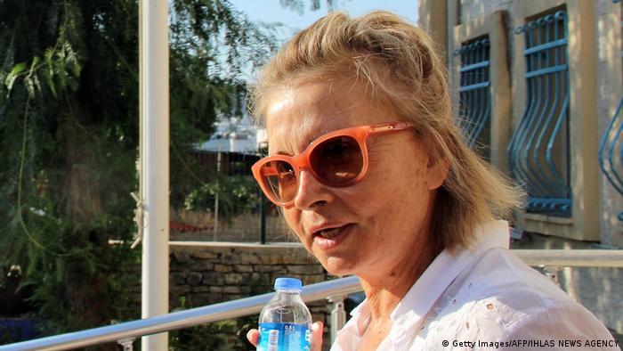 Türkei Journalistin Nazli Ilicak