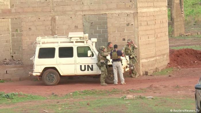 Mali Terroranschlag im Touristenhotel (Reuters/Reuters TV)