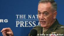 USA General Dunford beim National Press Club (Getty Images/M. Wilson)