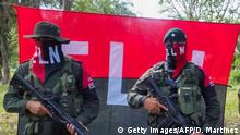 ELN members (Getty Images/AFP/D. Martinez)