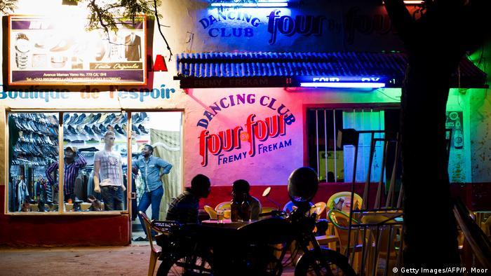 Kongo Bar in Lubumbashi