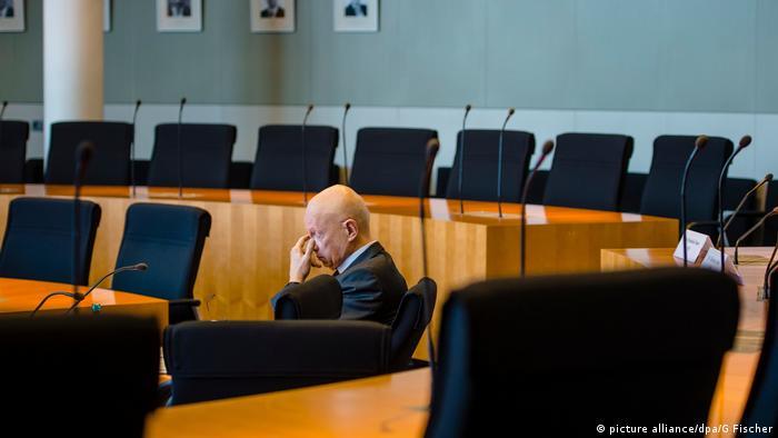 Şedinţa comisiei de anchetă Cum-Ex la Berlin
