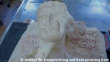 Skulpturen aus Palmyra