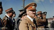 Adolf Hitler portrayed in the documentary Who was Hitler (Filmfest München)