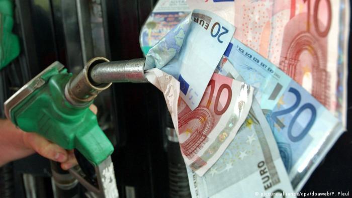 Особливо не афішуючи, колишні соратники Віктора Януковича вкладають гроші в німецькі газові автозаправки
