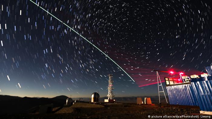 China Quantum Satelit Micius